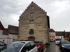 Stein am Rhein - alt Sankt Georgen vom Kloster