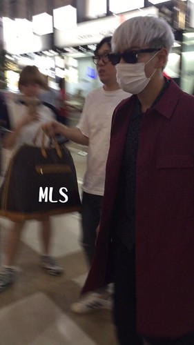BIGBANG Departing Seoul to Osaka 2015-08-21 (61)