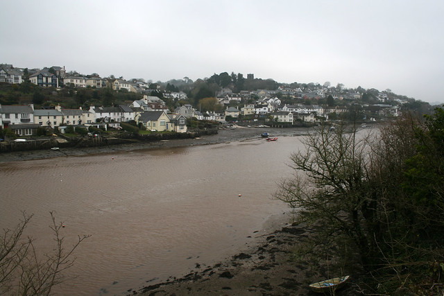Newton Ferrers from Noss Mayo