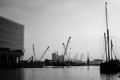 South Dock, Isle of Dogs; March 2015