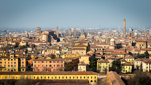 Bologna from life of Antonio Tabucchi