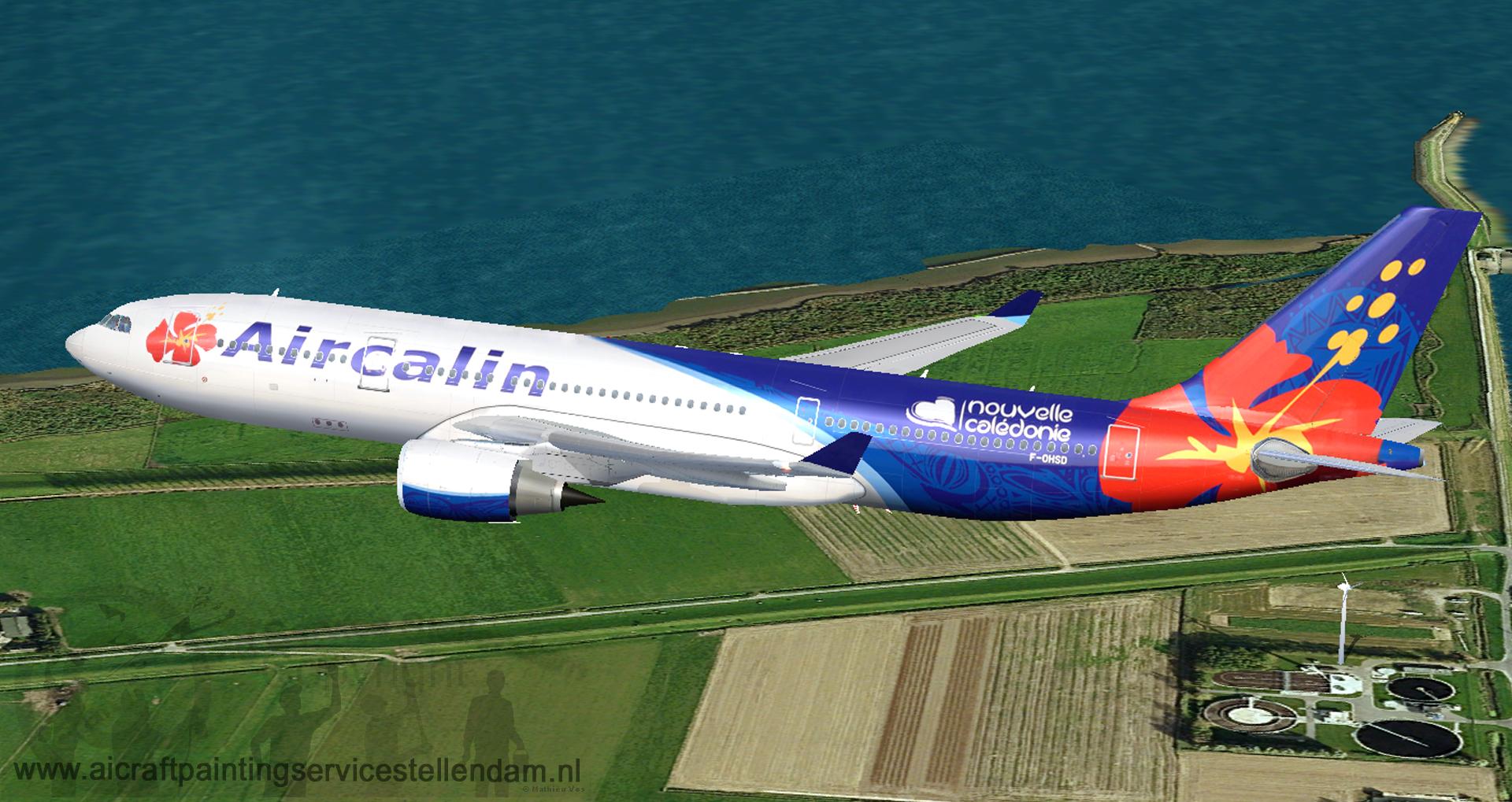 ProjectOpenskyA330-202AirCalin_F-OHSD5