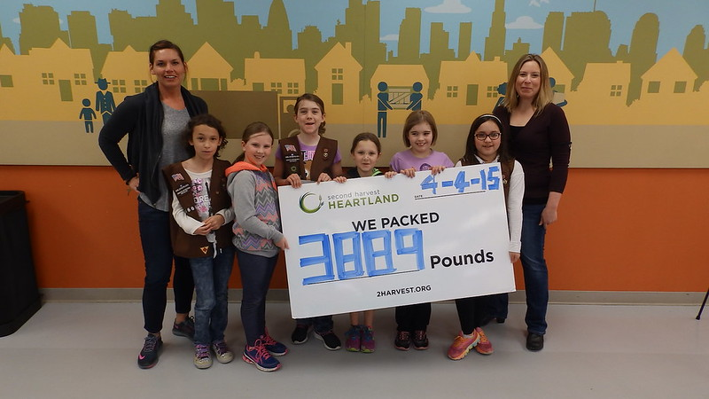 Girl Scout Troop 14666 4-4-15