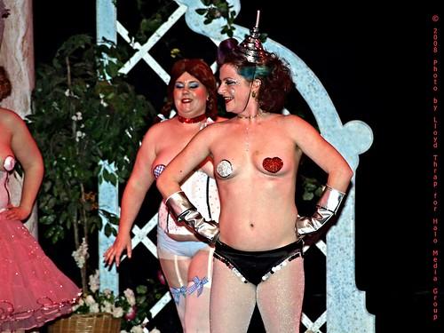 Burlesque Noir , Holly Rebel, SW Burlesque Showcase 2008