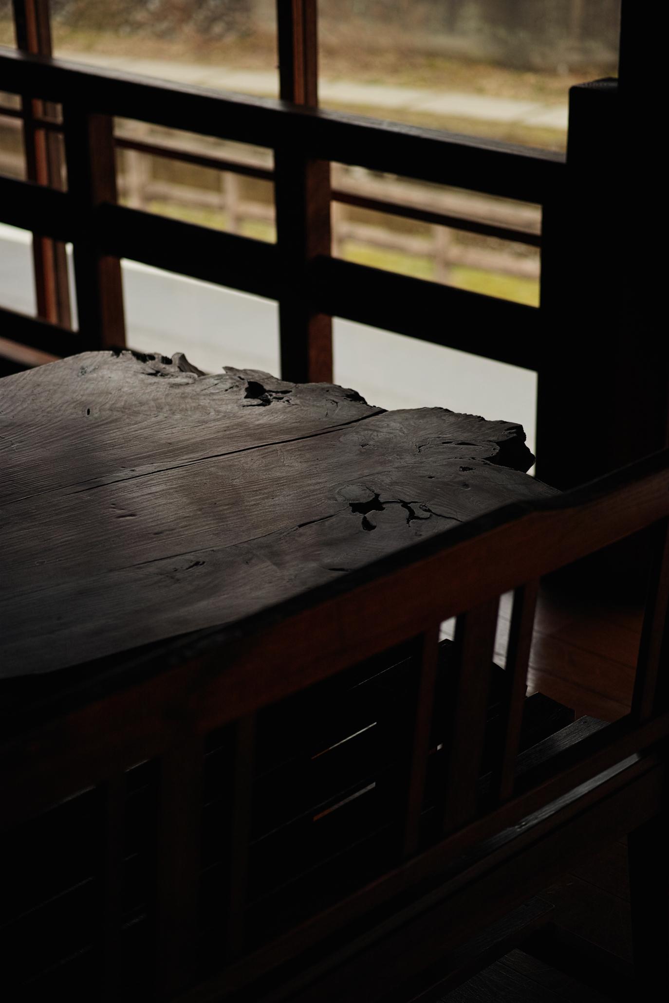 テーブル...