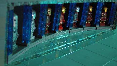 Hall of Armor Iron Man