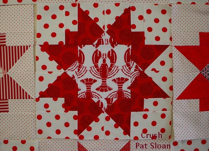 Pat sloan Red rock crush 3