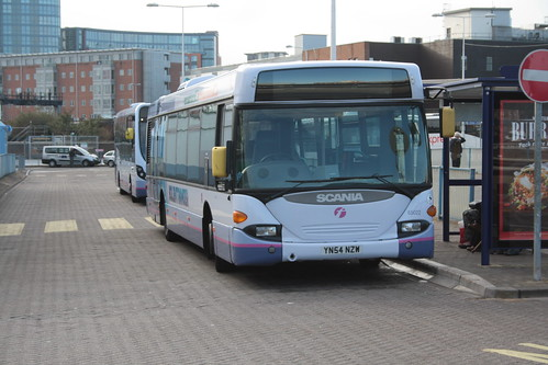 First Hampshire and Dorset 65022 YN54NZW