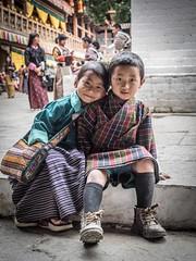 children in bhutan