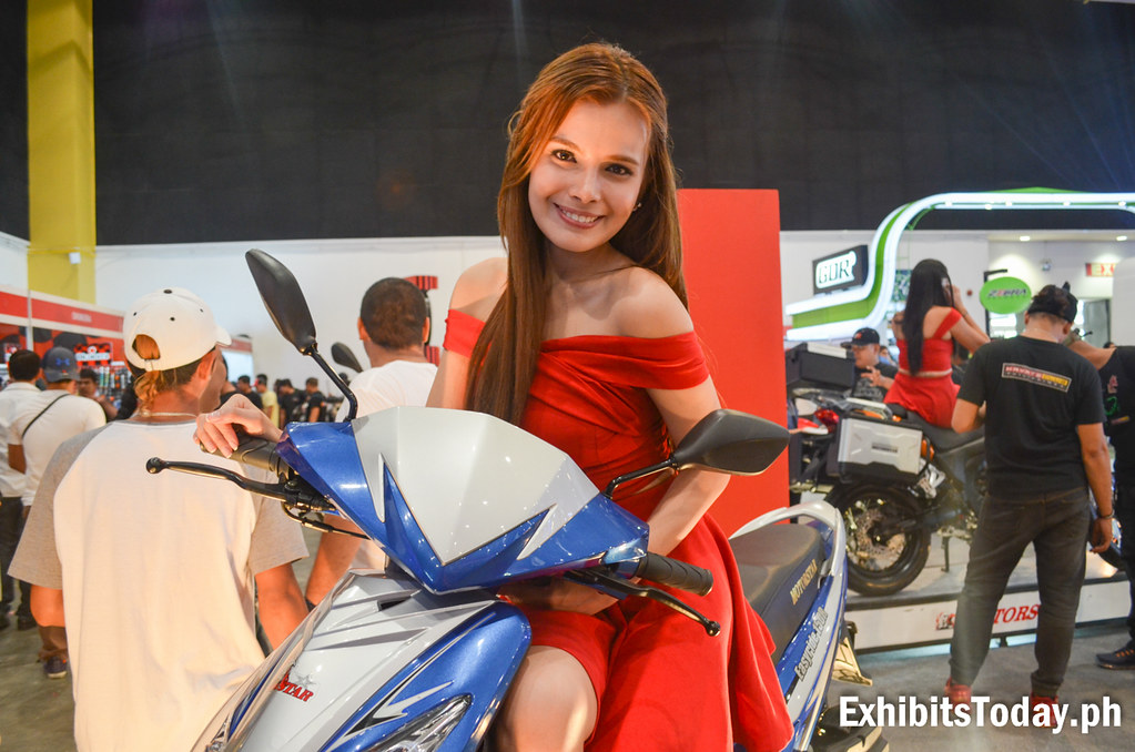Perlyn Ocampo for Motorstar