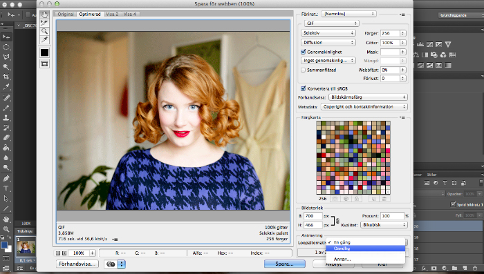how to make an animated gif in photoshop cs2