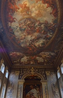 Painted Hall, Old Royal Naval College, Greenwich