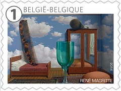 15 MAGRITTE timbre I