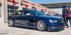 Bagged Audi S4