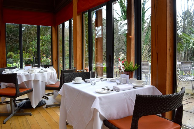 Conservatory Dining Room at Jesmond Dene House