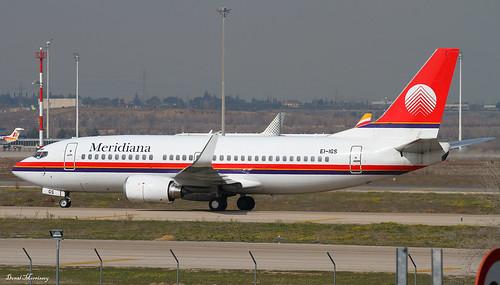B733 - Boeing 737-36N