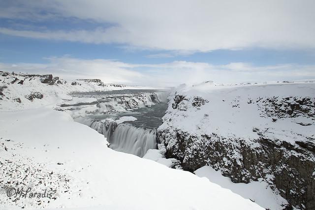 Gullfoss. Iceland