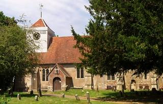 St. Mary the Virgin, Ninfield
