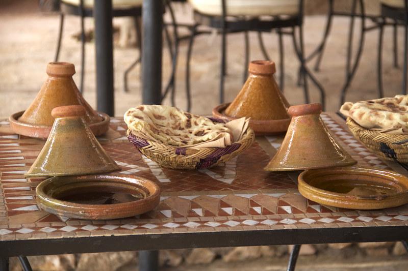 Dégustation huile d'argan Atlas Kasbah Agadir