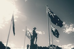 ANZAC Day, April 25th, 2015. 100th anniversary of Gallipoli landings. Lest we forget.