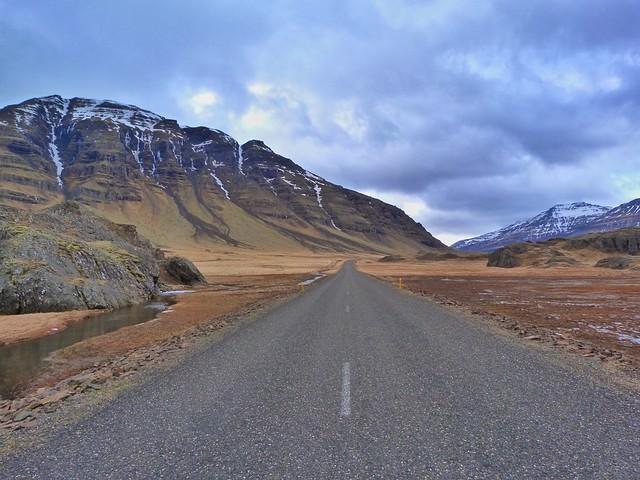 Carretera circular de Islandia