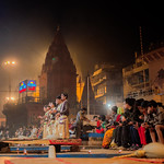 Varanasi_Aarti_January 2015