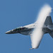 Pulling G's and a Little Vapor - Boeing F/A-18F 'Super Hornet' by p.csizmadia