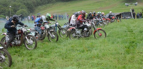 Mid Wales Classic, July 2016 -  First Race Of The Day