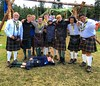 Murray subcamp during Burns Supper. #northfloridascouts #blairatholl2016