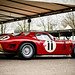 Gregor Fisken - 1965 Bizzarrini 5300 GT Corsa at the Goodwood 74th Members Meeting (Photo 3) by Dave Adams Automotive Images