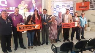 Solidariedade confirma coligação com PTN e PSD em Araçoiaba da Serra