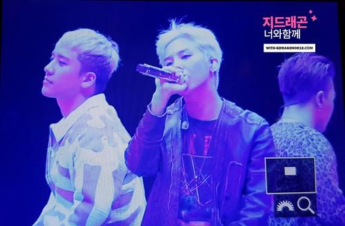 Big Bang - FANTASTIC BABYS 2016 - Nagoya - 29apr2016 - With G-Dragon - 06