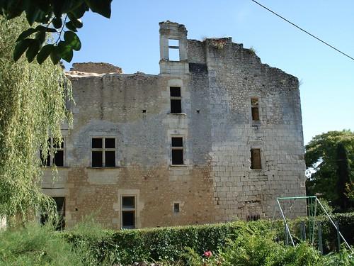 Château Barrière à Villamblard