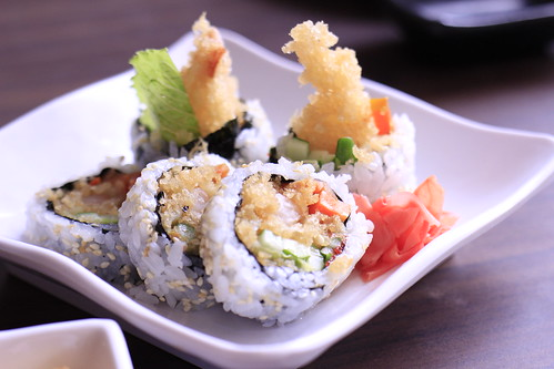 高雄松江庭吃到飽日本料理餐廳的寬敞環境與服務報導 (4)