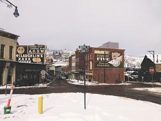 Bridge St. Central City, Colorado