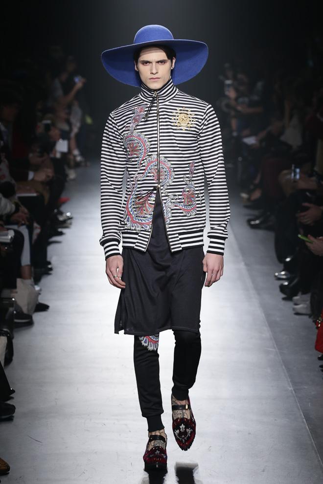FW15 Tokyo DRESSCAMP113_Arthur Daniyarov(fashionsnap.com)