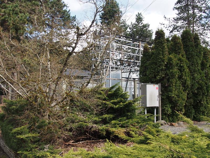 Wilkeson Substation