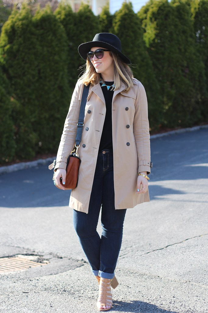 Spring Neutrals   Outfit   #LivingAfterMidnite