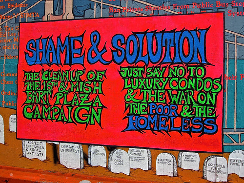Shame & Solution, San Francisco, CA