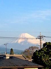 Mt.Fuji 富士山 4/18/2015