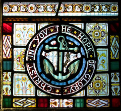 Hope: Christ in you the hope of glory