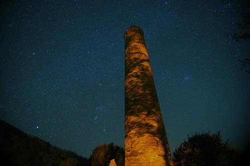 Round tower, Glendalough