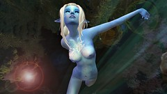 Fantasy Faire 2015 - Fallen Gods Inc.- Sea Sprites Petites all proceeds to RFL