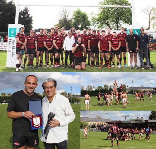 Promueven el rugby en el Año Dual, RU