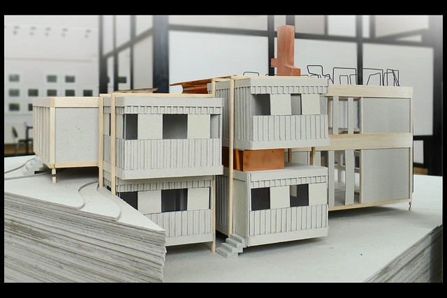 plan house for sale - 24hr living toy - maquette 02 1980 price c (bureau europa maastricht 2015)