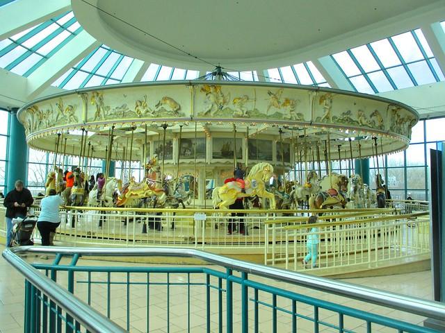 Destiny USA Carousel | The Destiny USA Mall provides an ...