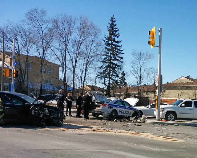 Carling Ave & Richmond Rd (Ottawa, ON): March 24, 2015