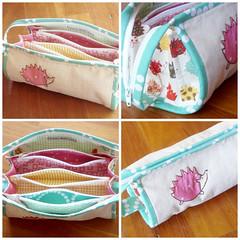 Sew Together Bag Hedgehog