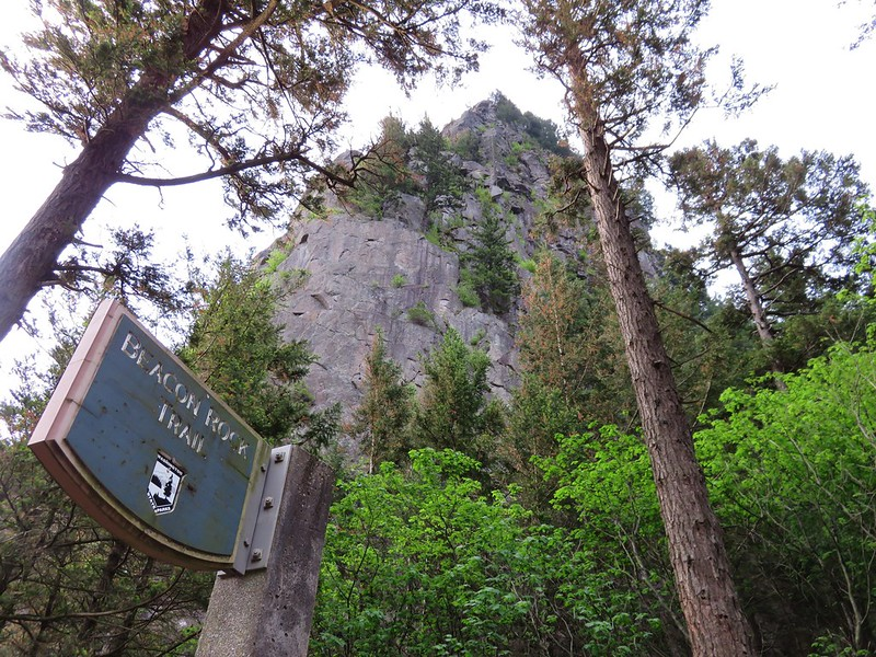 Beacon Rock Trailhead