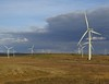 Whitelee Wind Farm - largest wind farm in the UK, second largest in Europe 2